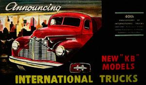 Restoring Cornelia - International Harvester Truck History