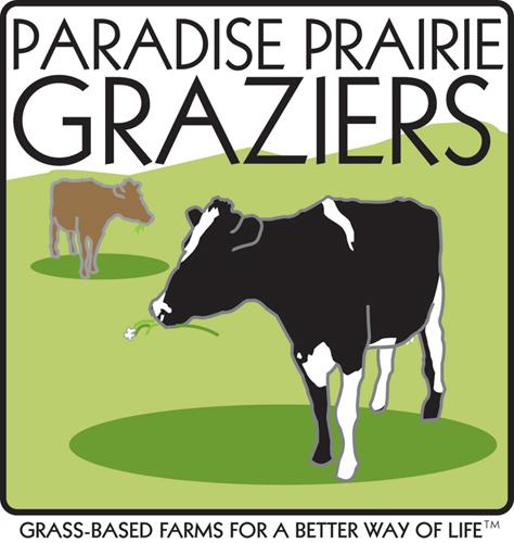 Logo - Paradise Prairie Graziers