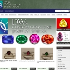DW's Custom Gemstone Jewelry Designs